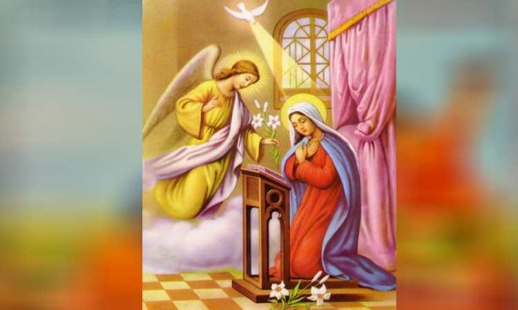 Tsinset (Annunciation – Feast of Incarnation)