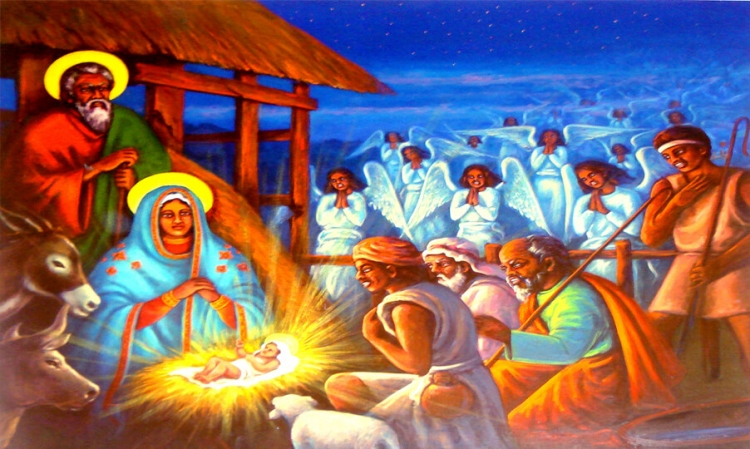 Welcome to the Feast of the Nativity of Our Lord Jesus Christ